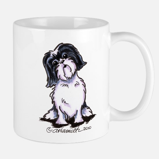 Shih Tzu Sit Pretty Mug