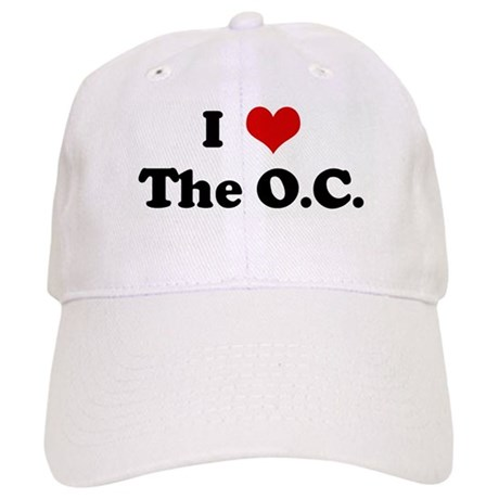 I Love The O.C. Cap