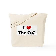 I Love The O.C. Tote Bag