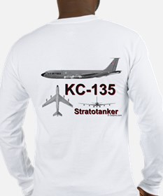 KC-135 SAC Milky Way Long Sleeve T-Shirt