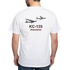 KC-135 refuleing B-52 SAC Milky Way Shirt