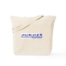 Cute Puerto vallarta Tote Bag