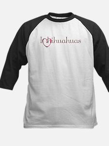 I Heart Chihuahuas Tee