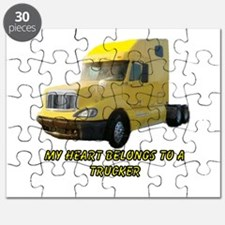 Yellow Truck Puzzle