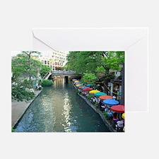 San Antonio Riverwalk Greeting Cards (Pk of 10