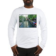 San Antonio Riverwalk Long Sleeve T-Shirt