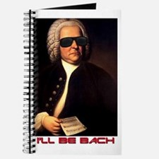 I'll Be Bach Journal