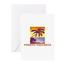 Cute Puerto vallarta Greeting Cards (Pk of 10)