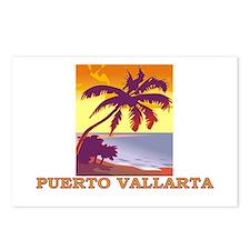 Unique Vintage puerto vallarta Postcards (Package of 8)