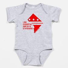 Cute District Baby Bodysuit