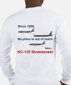 KC-135 B-52 and B-2 SAC Milky Way long sl T-Shirt