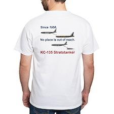KC-135 B-52 and B-2 SAC Milky Way Shirt