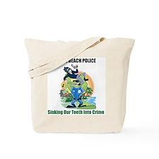 MIAMI BEACH POLICE Tote Bag
