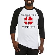 Thorsen Family Baseball Jersey