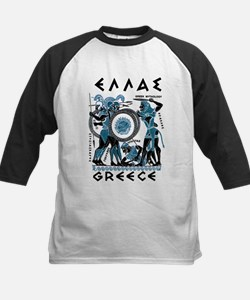 Greek Mythology Baseball Jersey