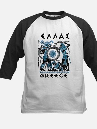 Greek Mythology Baseball Jersey
