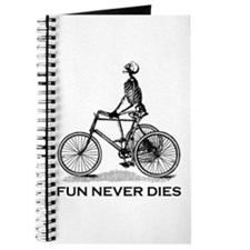Fun Never Dies - Cycling Journal