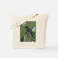 Cactus-Wren-Portrait.png Tote Bag