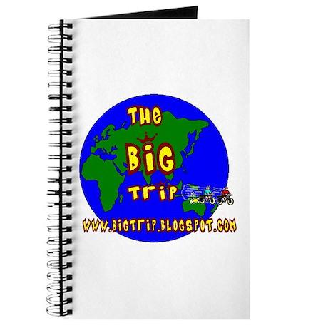 Big Trip Journal