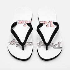 Property Of Valeria Female Flip Flops