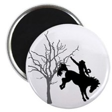 Rodeo Cowboy Magnet