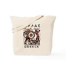 Greek Mythology Tote Bag