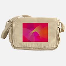 Nostalgia Art Messenger Bag