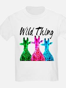 WILD GIRAFFE T-Shirt
