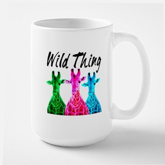 WILD GIRAFFE Large Mug
