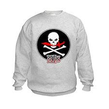 Jolly Roger - His Sweatshirt