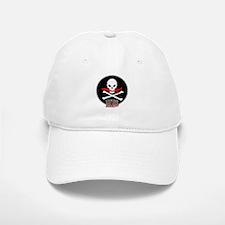 Jolly Roger - His Baseball Baseball Cap