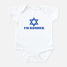 KOSHER Infant Bodysuit