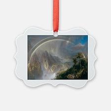 Rainy Season in the Tropics by Fr Ornament