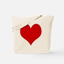 Cool (heart) Tote Bag