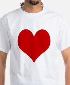 Cute Red heart Shirt