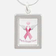 Faith Hope Cure Necklaces