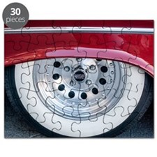 Tire on the Ground Puzzle