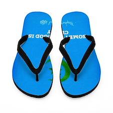 islam and charity  Flip Flops