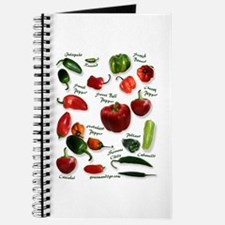 Hot Chili Peppers Journal