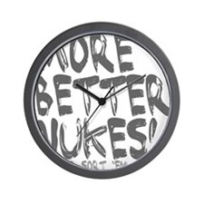 More Better Nukes Wall Clock