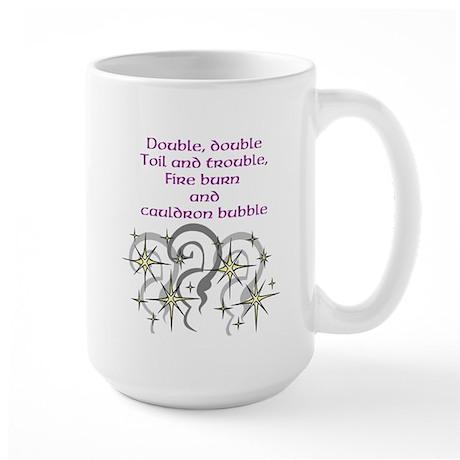 Cauldron bubble design Mug