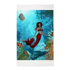 Best Seller Merrow Mermaid 3'x5' Area Rug