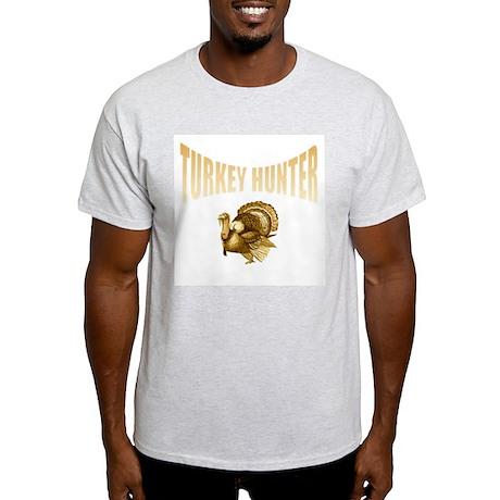 Turkey hunter Ash Grey T-Shirt
