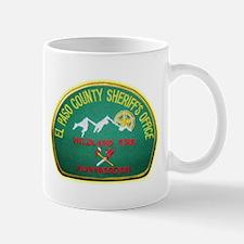 El Paso County Sheriff Fire Suppresion Mugs