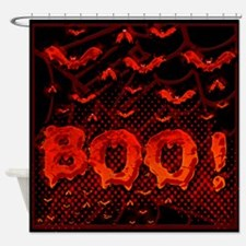Bats from Hell Shower Curtain
