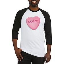 sugar Candy Heart Baseball Jersey