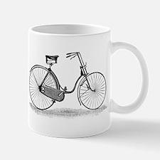 Vintage Bike Mugs
