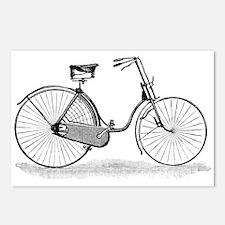 Vintage Bike Postcards (Package of 8)