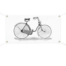 Vintage Bike Banner