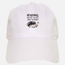Hedgehog - Funny Saying Baseball Baseball Cap